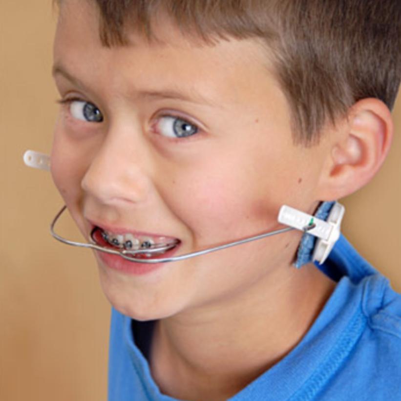 Kahraman ortodonti servikal headgear